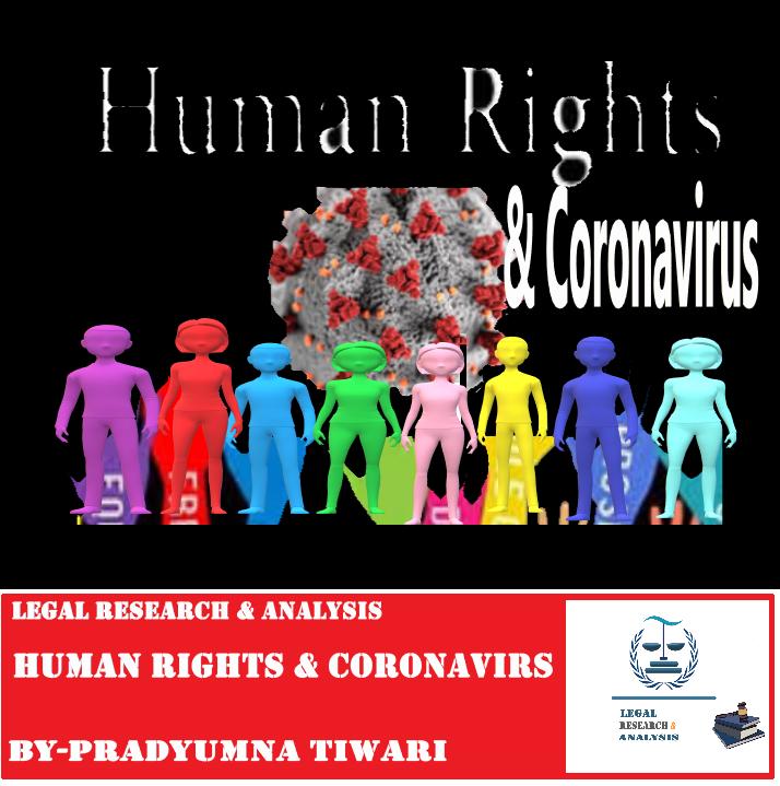 Human Rights and Coronavirus