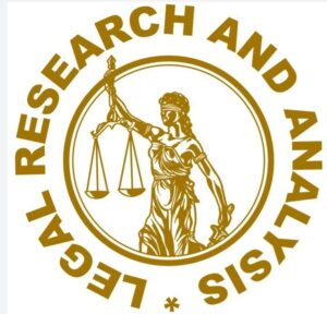 Legal Research & Analysis