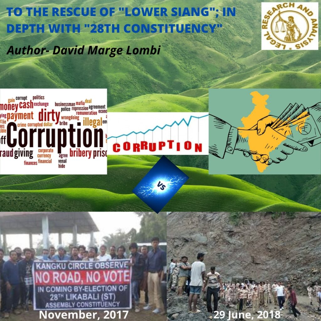 """To The Rescue Of """"Lower Siang""""; In-Depth With """"28th Constituency"""""""