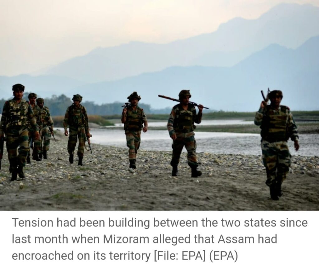 India's Assam to deploy 4,000 commandos after border killings